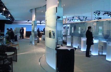 The Lexus Loft @ The Detroit Auto Show