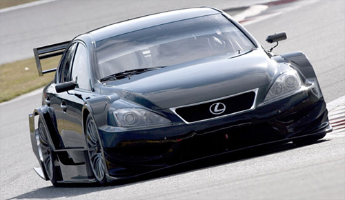 Lexus IS-F Racing Concept