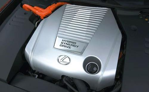 Lexus Hybrid Engine