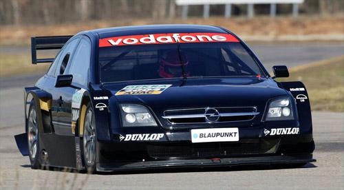 2004 Opel DTM Vectra racer