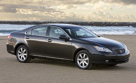 Lexus ES 350 Special Edition