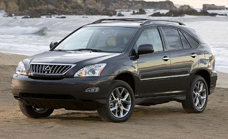 Lexus RX 350 Pebble Beach Edition