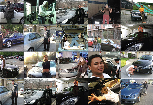Lexus Owners and their cars