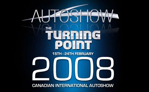 The Toronto Auto Show