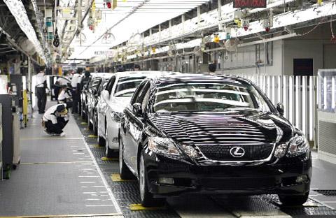 Lexus Tahara Plant