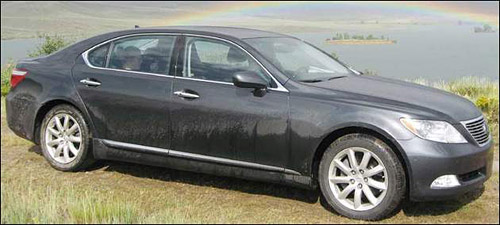 Lexus LS 460L Long Term Report