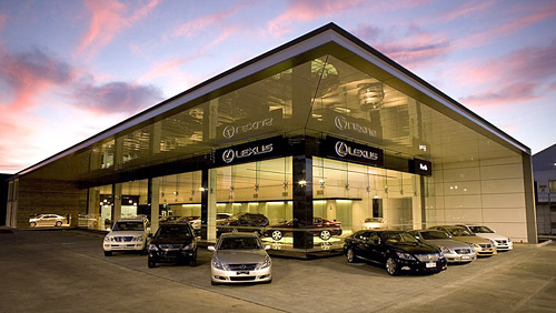 Lexus Perth Australia Dealership