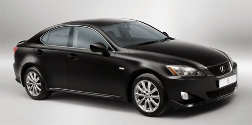 Lexus UK is launching a special edition of the Lexus IS 250, dubbed the SR