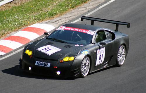 Lexus LF-A Racing Concept