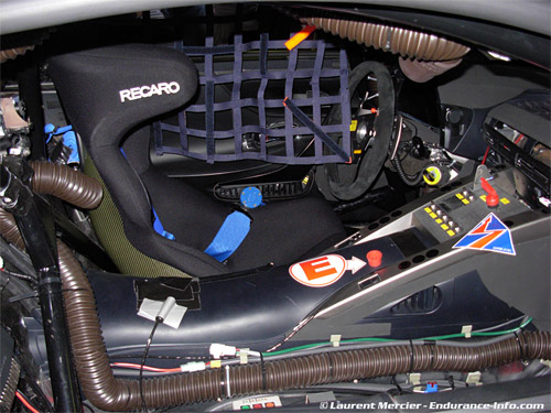 Lexus LF-A Racing Prototype