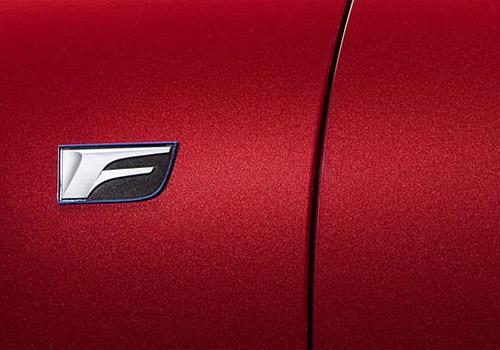 Lexus LF-A F Badge
