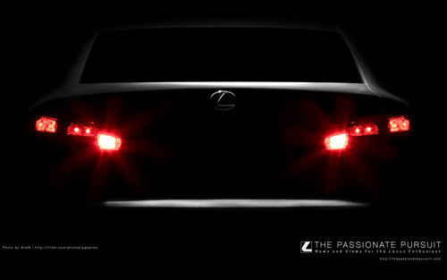 Lexus IS Wallpaper/Desktop
