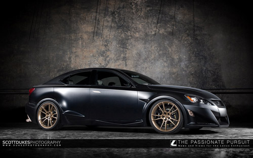 Lexus Project IS-F Wallpaper