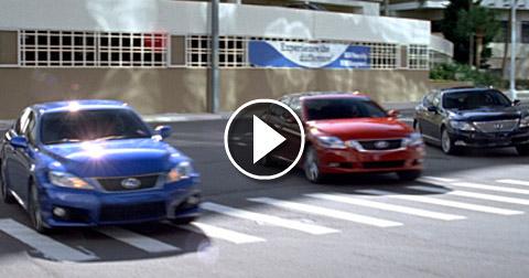 Lexus US Open Pro Video