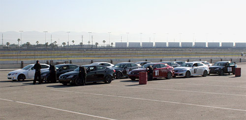 Lexus Performance Driving Academy