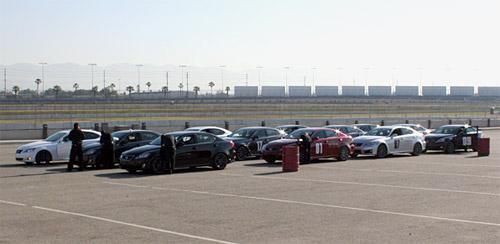 Lexus Performance Driving Academy
