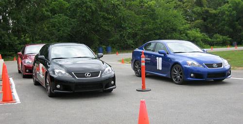 Lexus Performance Academy