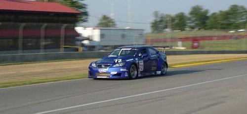 Lexus IS-GTF