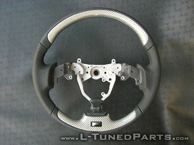 Lexus IS-F Carbon Fiber Steering Wheel 2