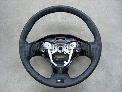 Lexus IS-F Stock Steering Wheel