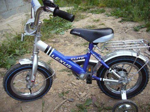 Lexus Training Bicycle