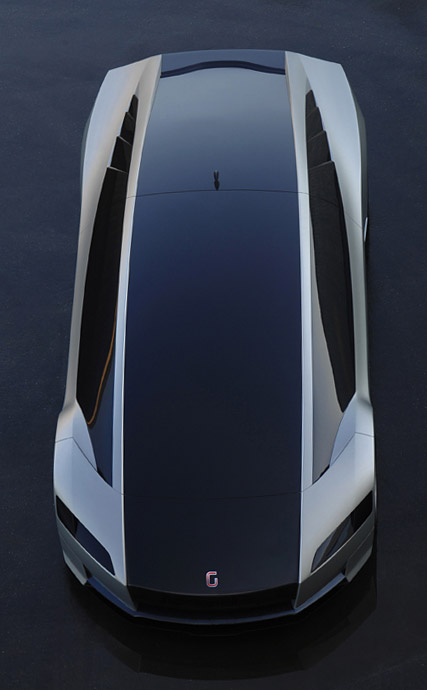 The Italdesign Quaranta