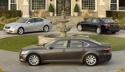 Lexus & J.D. Power