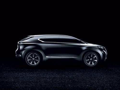 Lexus LF-Xh Wallpaper