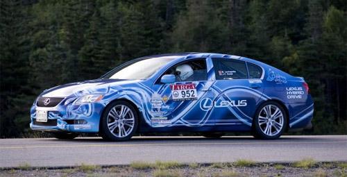 Lexus GS 450h Targa