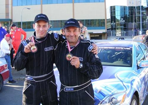 Team Lexus Targa Newfoundland