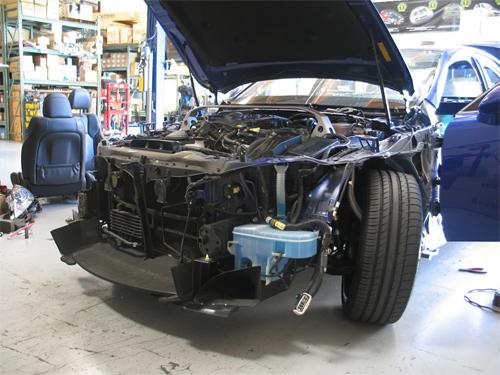 Import Tuner Magazine Lexus IS-F