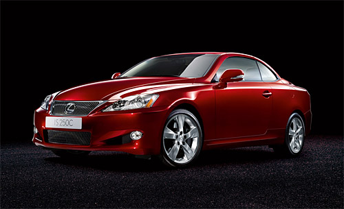 Lexus IS 350C