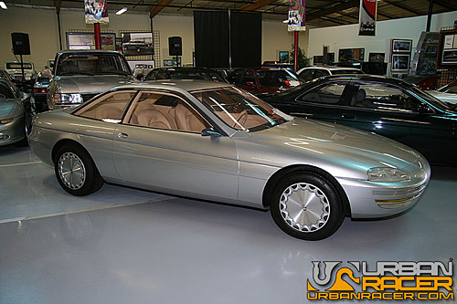 Lexus SC Prototype