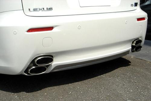 Lexus IS-F Prussian Blue Body Kit