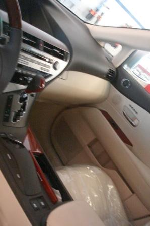 2010 Lexus RX Spy Shot 3