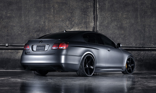 Five Axis Lexus Project GS