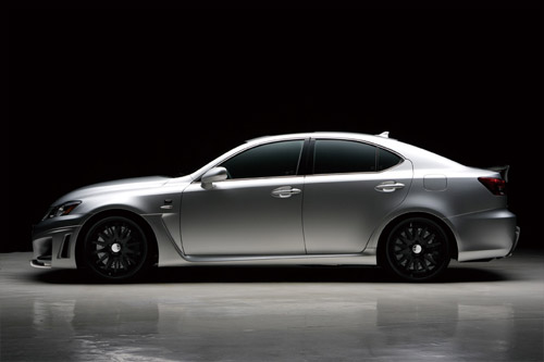 Lexus IS-F Body Kit by Wald