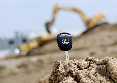 Lexus of Tulsa Construction