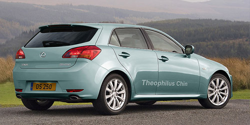 Lexus Sub-Compact