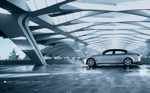 Lexus GS430  Wallpaper
