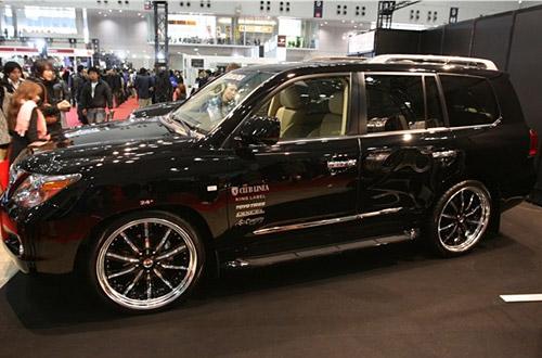 Club Linea Lexus LX 570