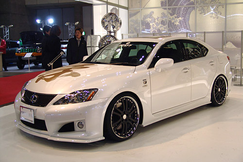 Lexus IS-F Branew Body Kit