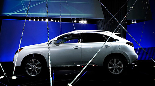 2010 Lexus RX