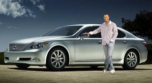 Lexus & Tiger Woods