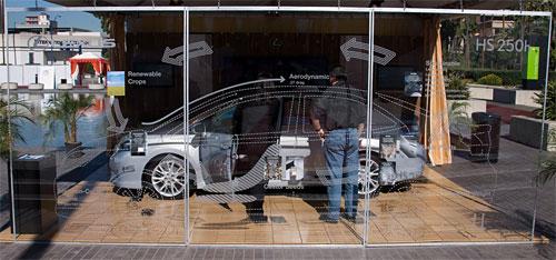Lexus HS 250h @ TED