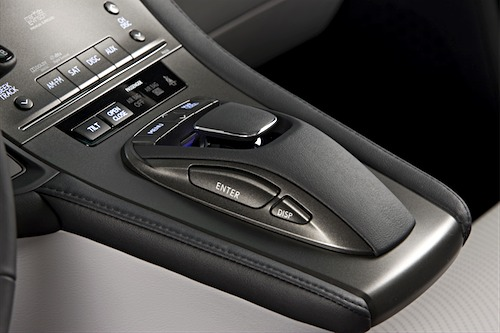 Lexus Remote Touch Controller