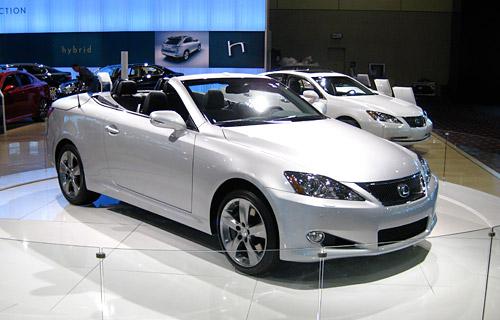 2010 Lexus IS-C 350