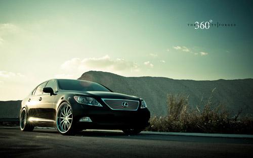 Lexus LS 360 Forged