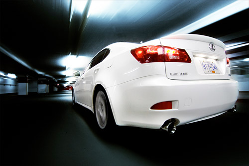 Flickr Lexus IS250