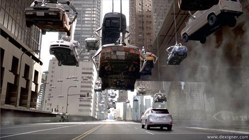 Lexus RX Commercials